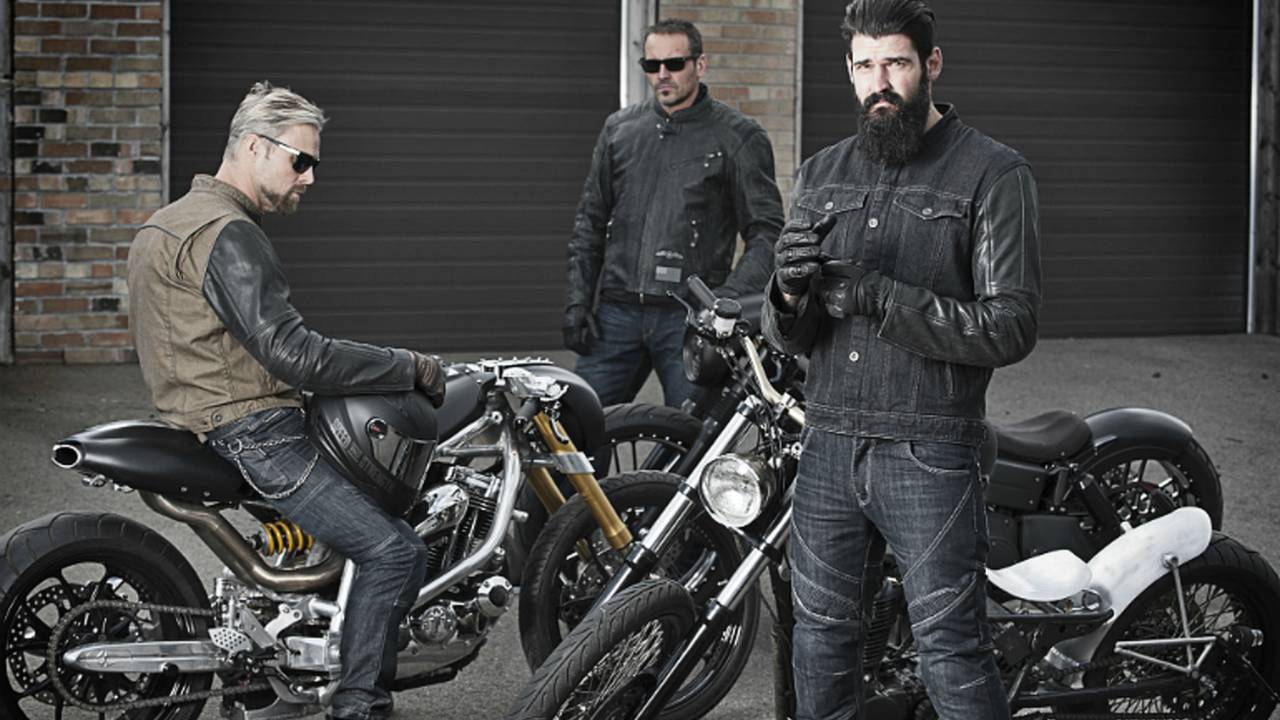 Distinguished Gentleman's Ride Style Guide: Speed and Strength