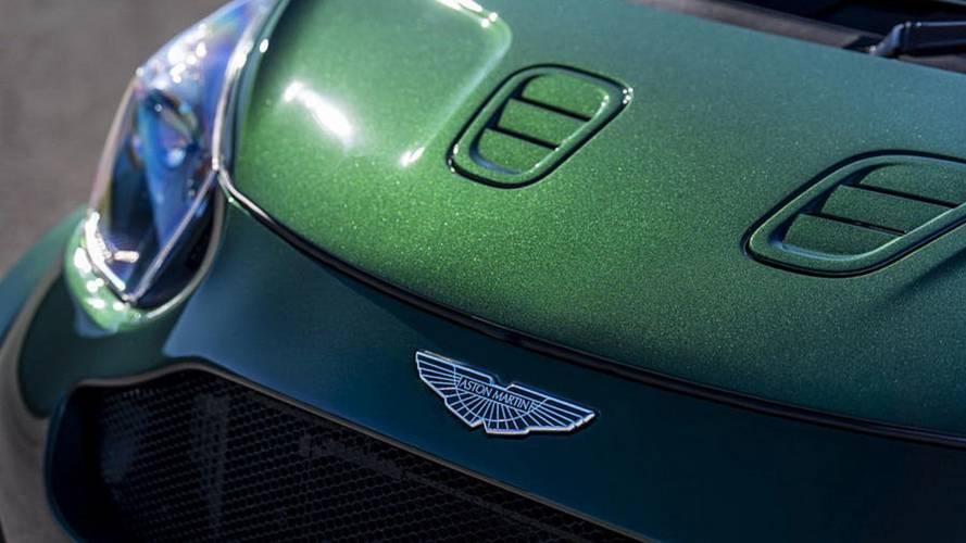 Aston Martin Cygnet V8 Concept