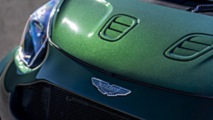 Aston Martin Cygnet V8 Konsepti