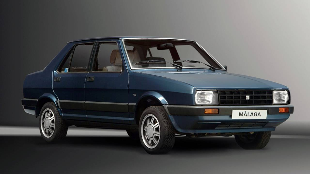 1986 - SEAT Málaga