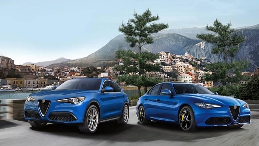 "Alfa Romeo lance les Giulia et Stelvio ""Summer Sport Edition"""