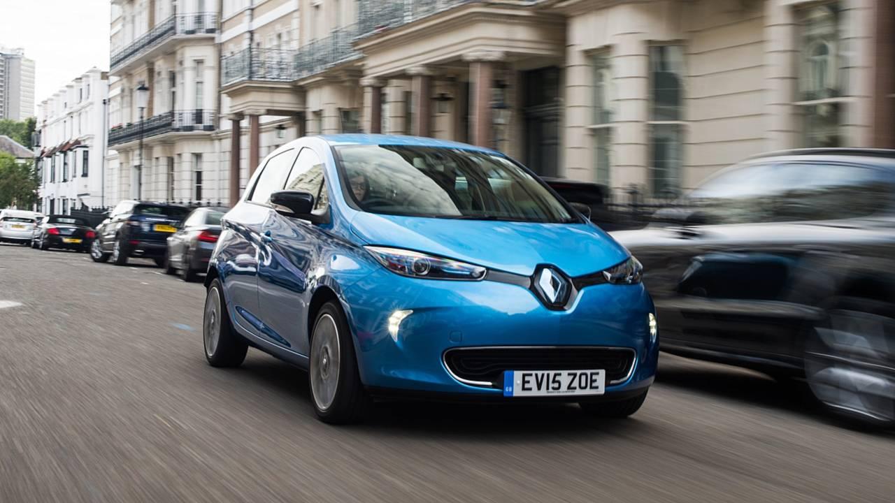 Renault Zoe –£7,850