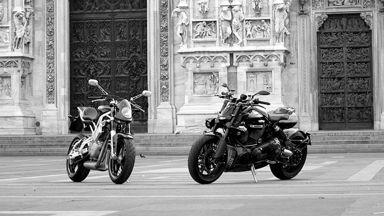 The Italian Arch: CR & S V-Twin Performance Cruisers
