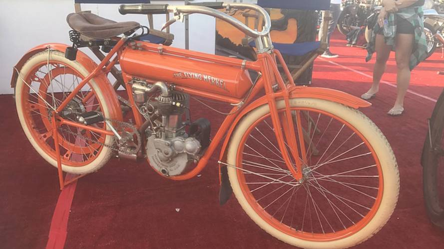 Time To Invest: Value of Vintage Motorcycles on the Rise