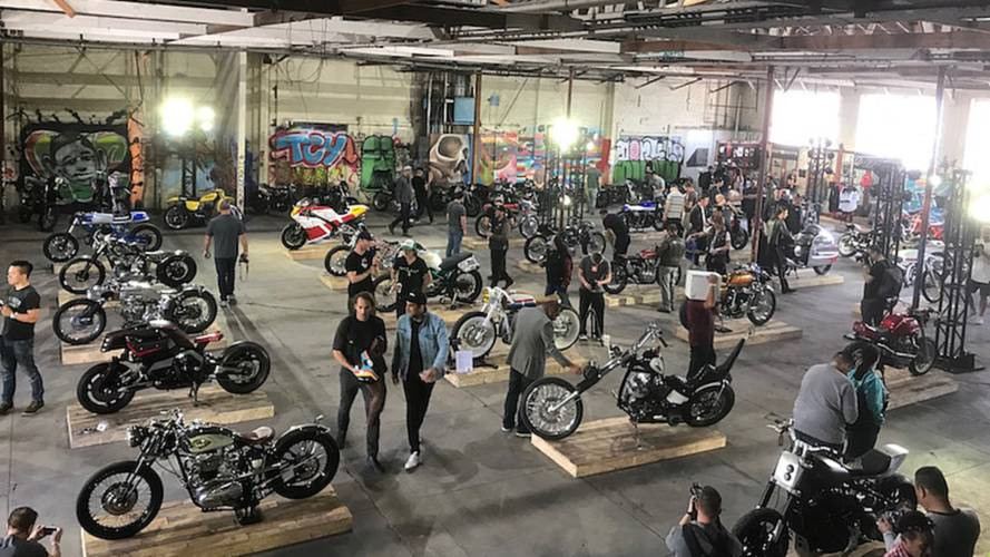 Outlier's Guild Motorcycle Show Brings the Sexy to DTLA