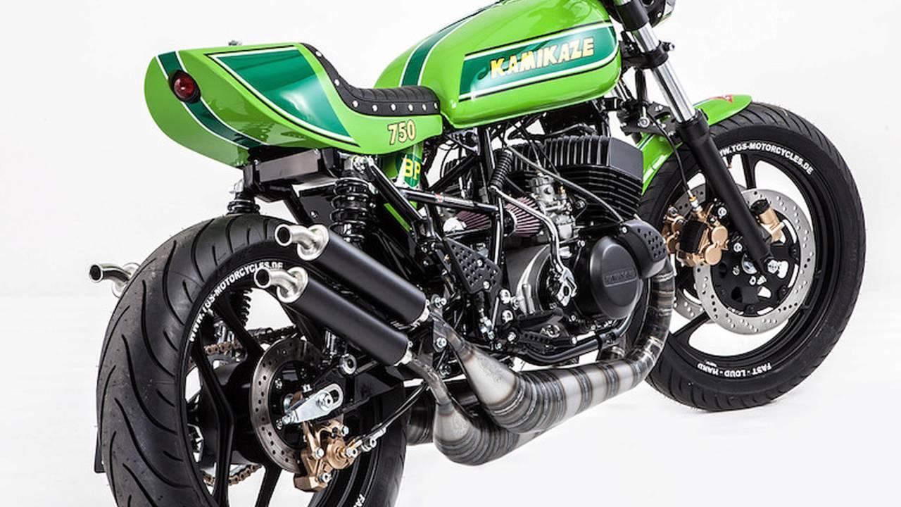 Bike Of The Week Tgs Motorcycles Kamikaze H2