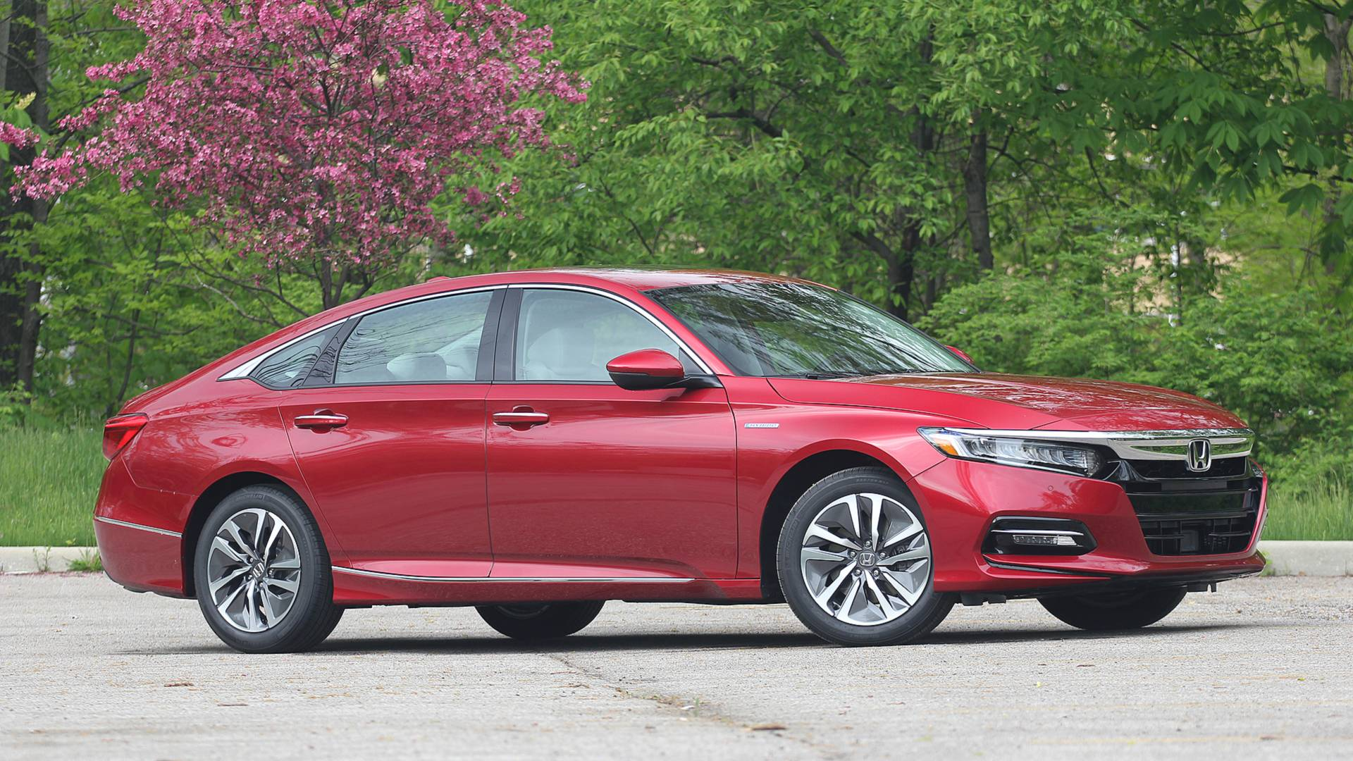 2018 Honda Accord Hybrid Review Excellence With An Eco Conscience