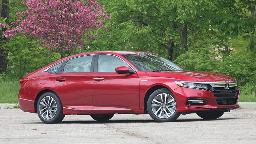 2018 Honda Accord Hybrid: Review
