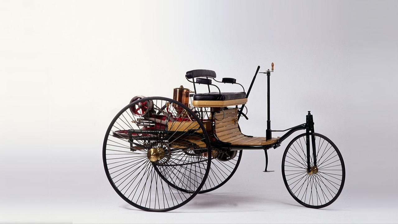 Triciclo Benz (Benz Patent-Motorwagen Typ III)