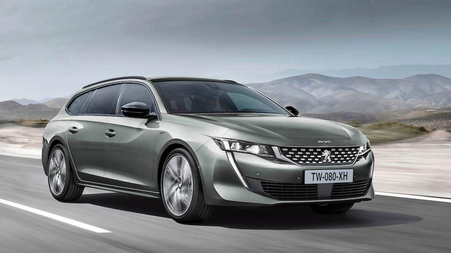 Peugeot 508 SW: Preise pünktlich zum Marktstart erhöht (Update)