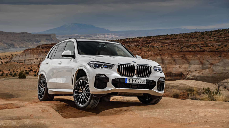 Start Saving: 2019 BMW X5 Pricing For U.S. Market Announced