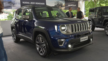 Jeep Renegade 2018 Turin