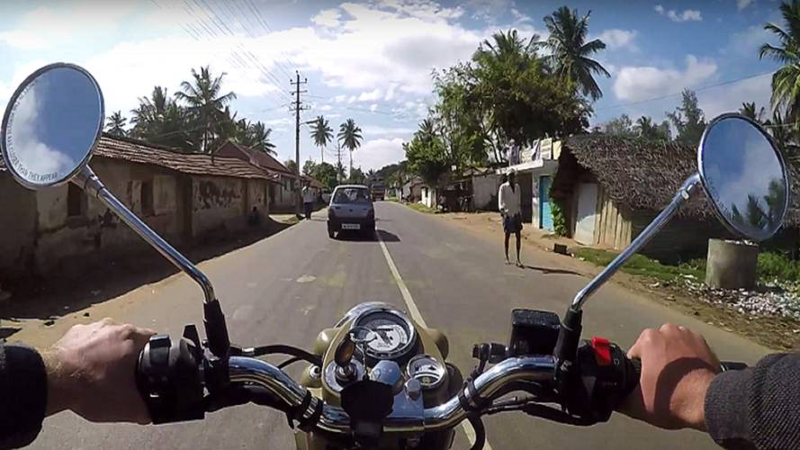 850km Motorcycle Trip Across 3 States in India - Video of the Day