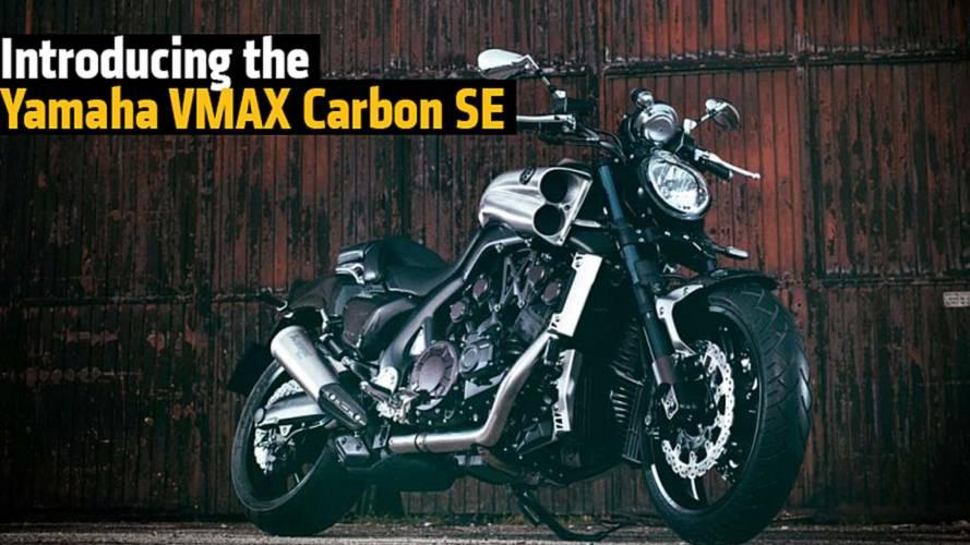 Introducing the Yamaha VMAX Carbon SE