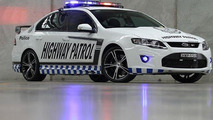 Ford Falcon GT Police Highway Patrol