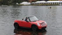 MINI Cooper Convertible boat 09.5.2013