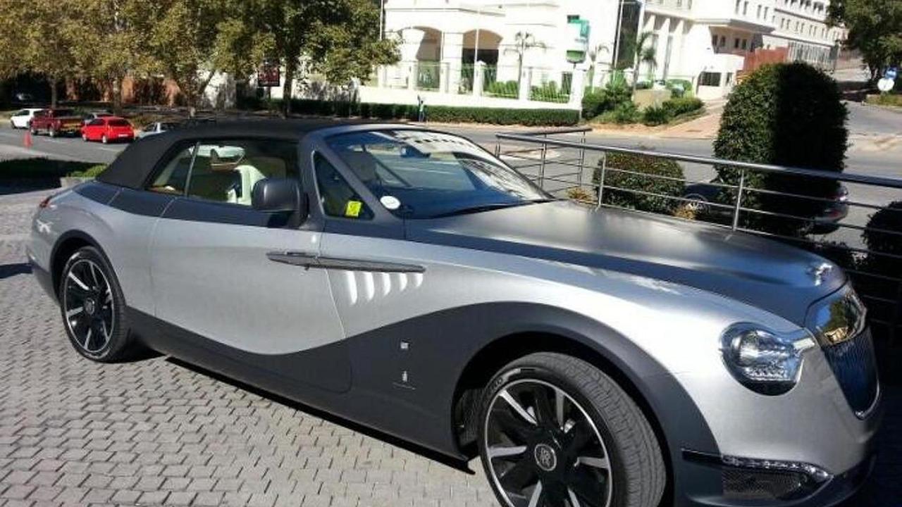 Rolls-Royce Phantom Drophead Coupe by Pininfarina