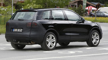 2015 Volkswagen Touareg facelift spy photo 11.6.2013