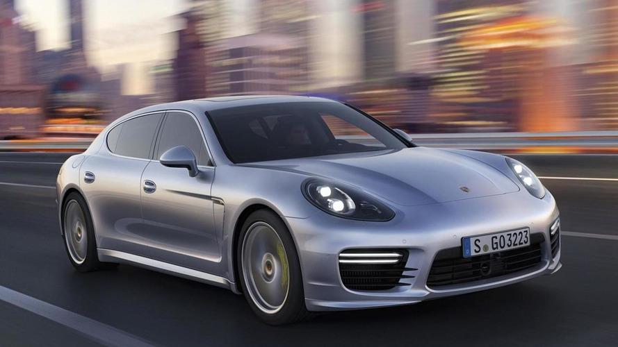2014 Porsche Panamera & Panamera E-Hybrid leaked