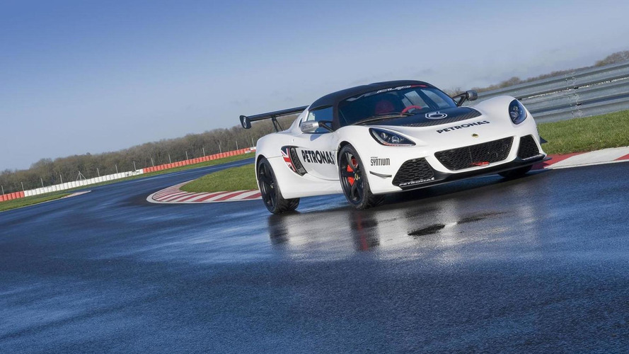 Lotus Exige V6 Cup R announced for Autosport International