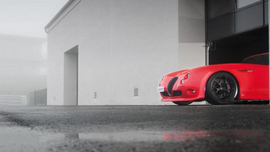 Wiesmann GT MF4-CS teased before Geneva launch