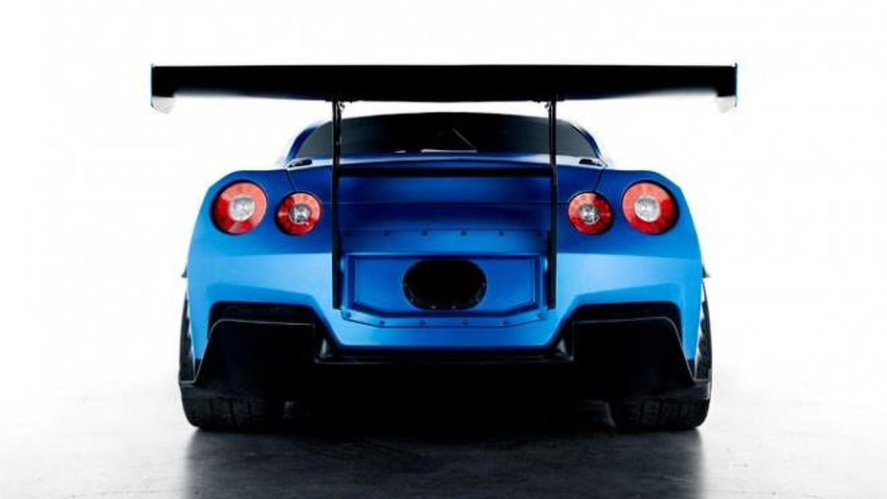 nissan gt-r from fast and furious 6 | motor1 photos