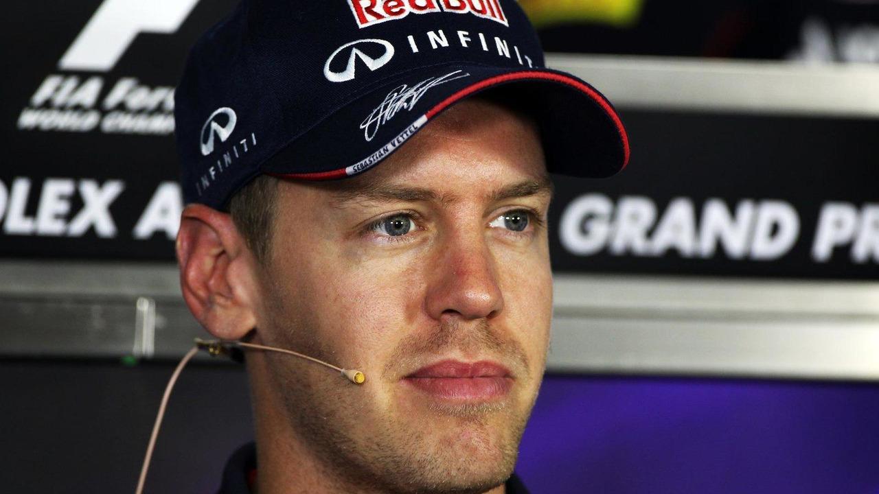 Sebastian Vettel 14.03.2013 Australian Grand Prix