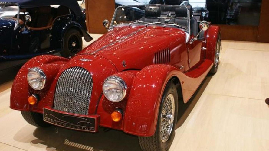 More powerful Morgan Plus 4 arrives in Geneva with 154 bhp