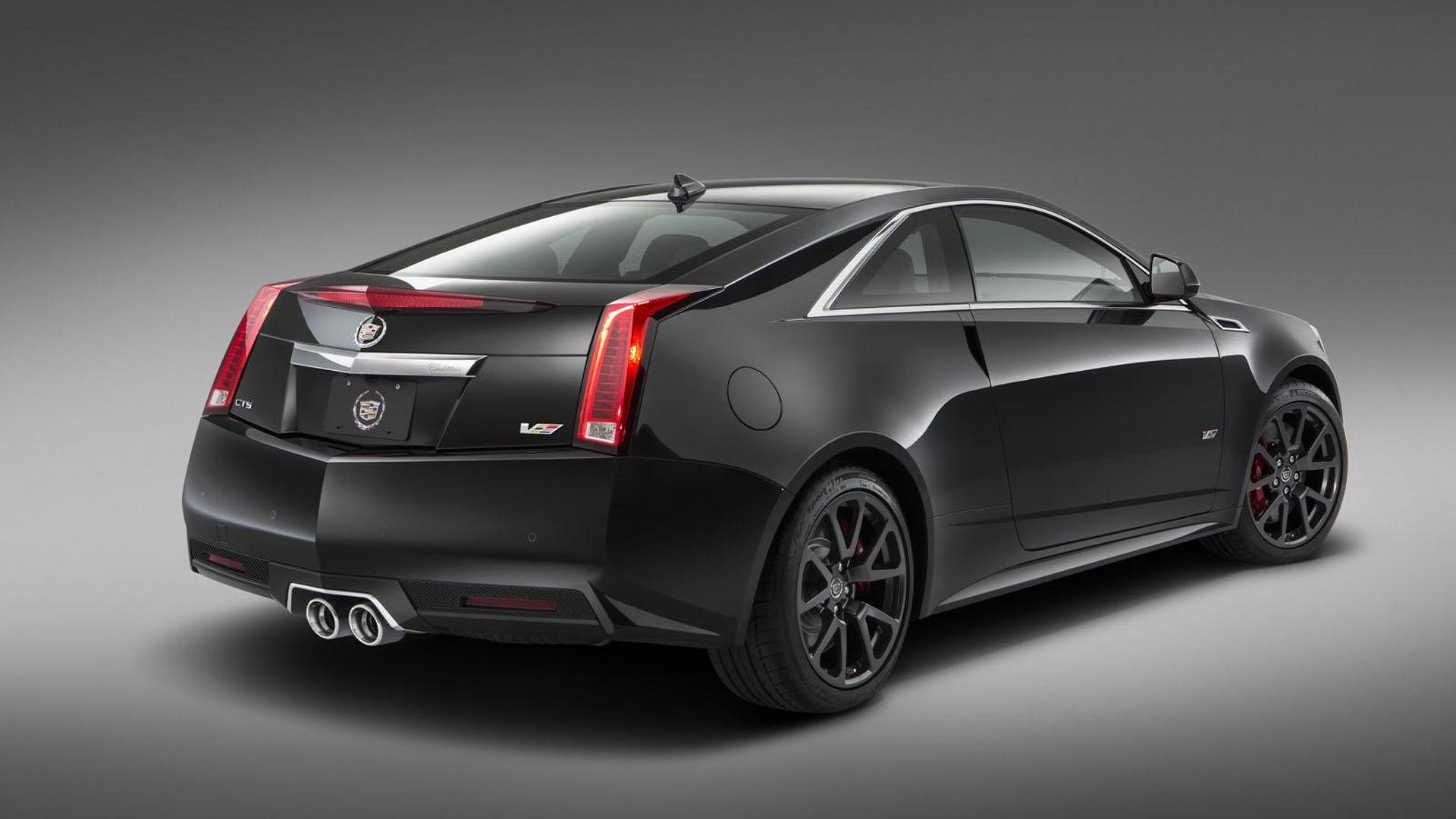 Cadillac V Series >> 2015 Cadillac Cts V Coupe Revealed New V Series Coming Next Year