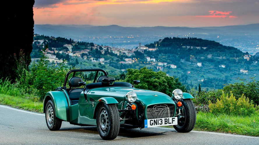 Caterham to launch three models next year