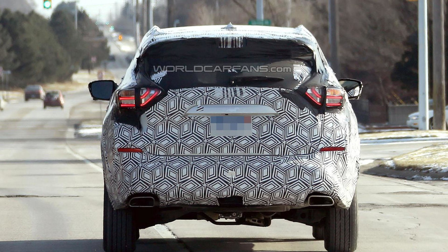 2015 Nissan Murano confirmed for Geneva reveal