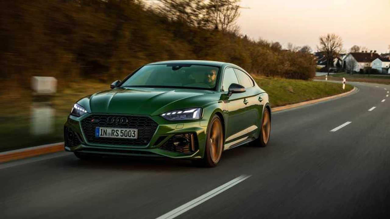 Audi RS 5 Sportback 2020 prueba