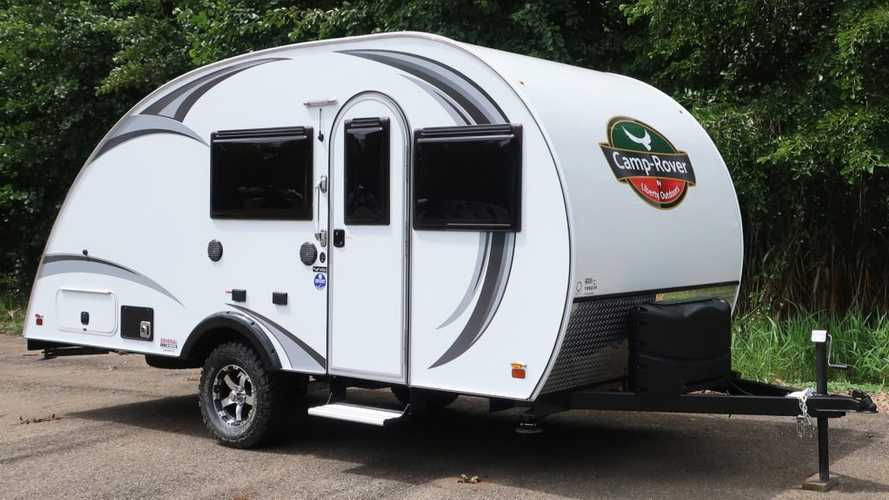 2020 Camp Rover Small Trailer Offers Bunk Beds, Affordable Price