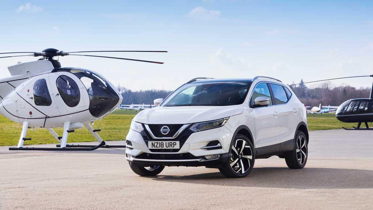 Regno Unito - Nissan Qashqai (52.532 unità)