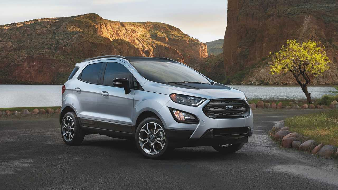 15. Ford EcoSport