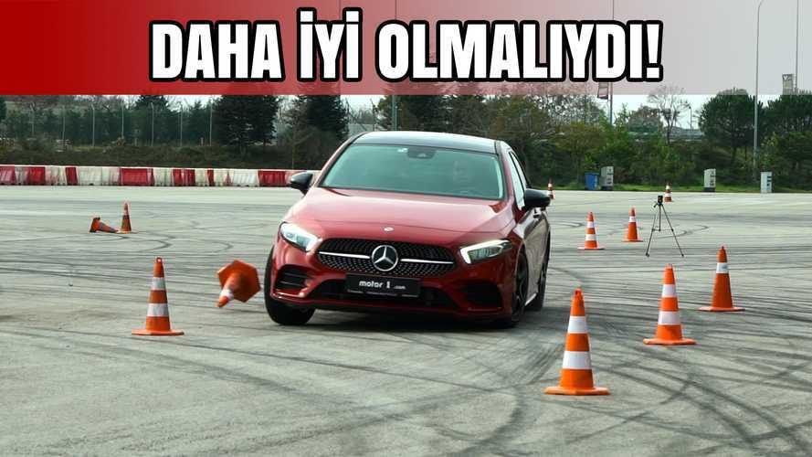 2019 Mercedes-Benz A180d AMG | Geyik Testi