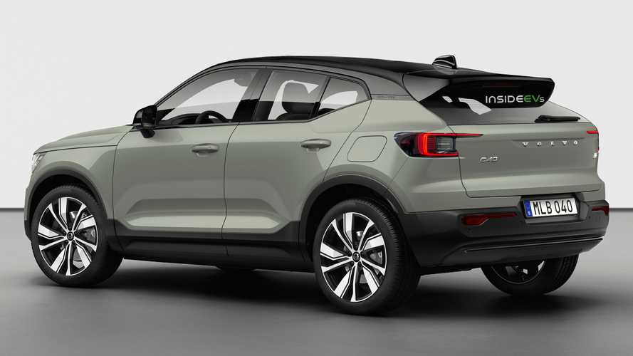 Volvo Reportedly Mulling New Smaller XC20 Electric SUV