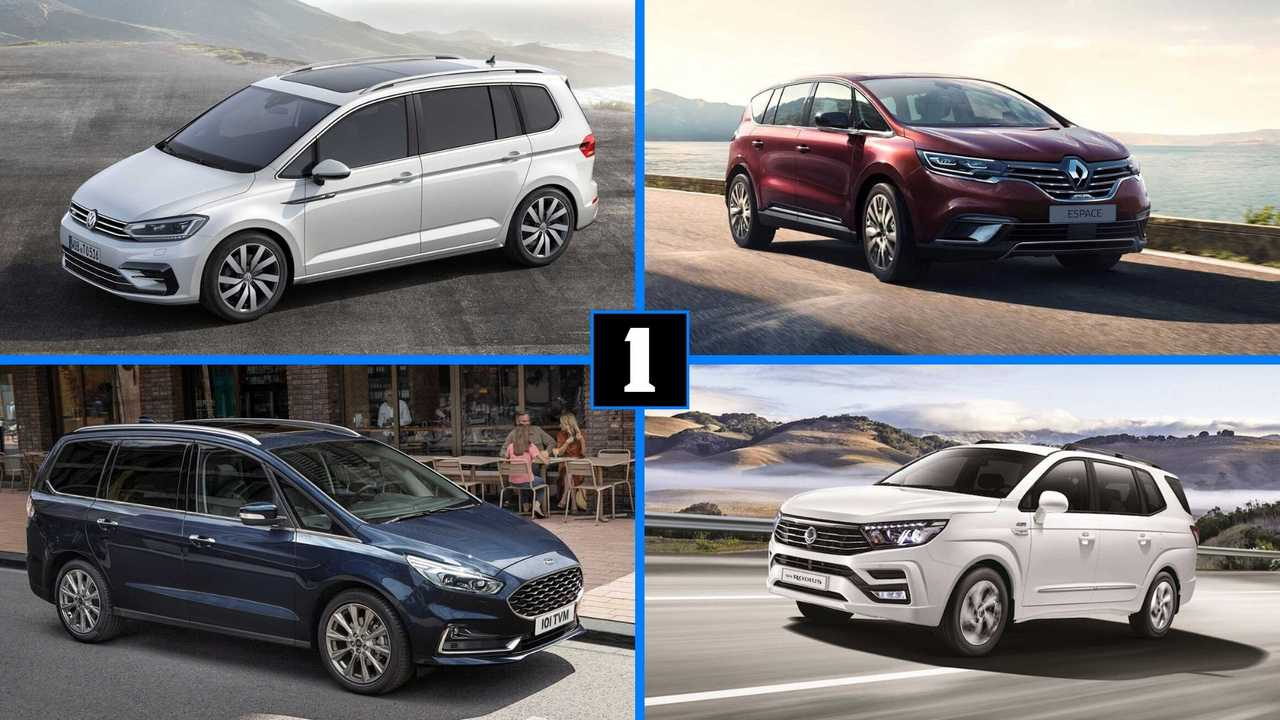 15 monospaces qui résistent aux SUV