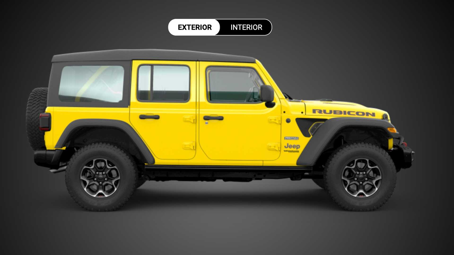 2020 Jeep Wrangler Rubicon Recon Quietly Added To Configurator