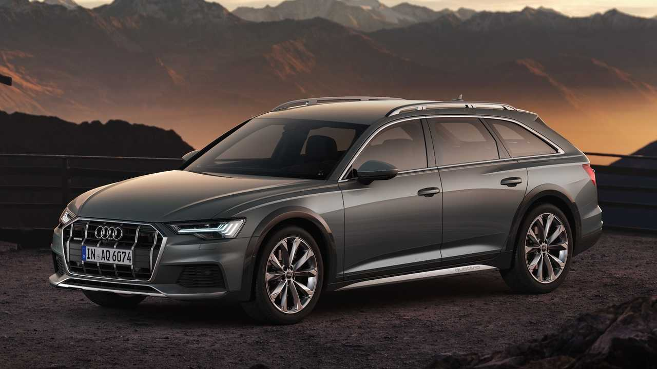 2020 Audi A6 Allroad