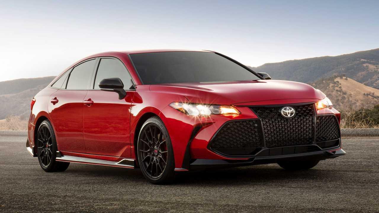 2020 Toyota Avalon TRD / Camry TRD