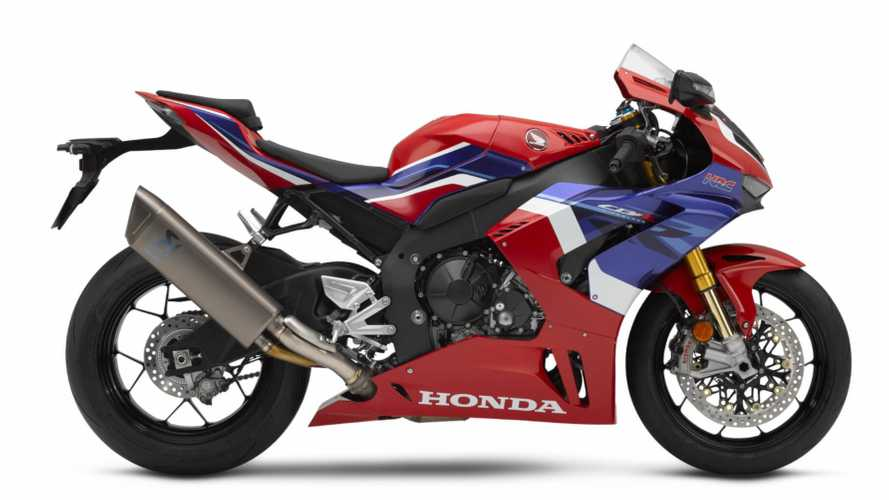 Honda Fireblade Wins Prestigious Red Dot Design Award