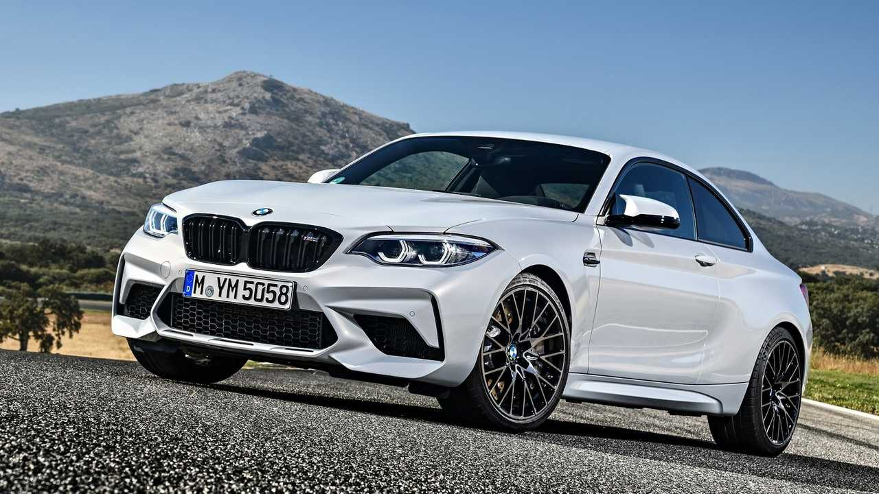 BMW M2 Competition - 30 %