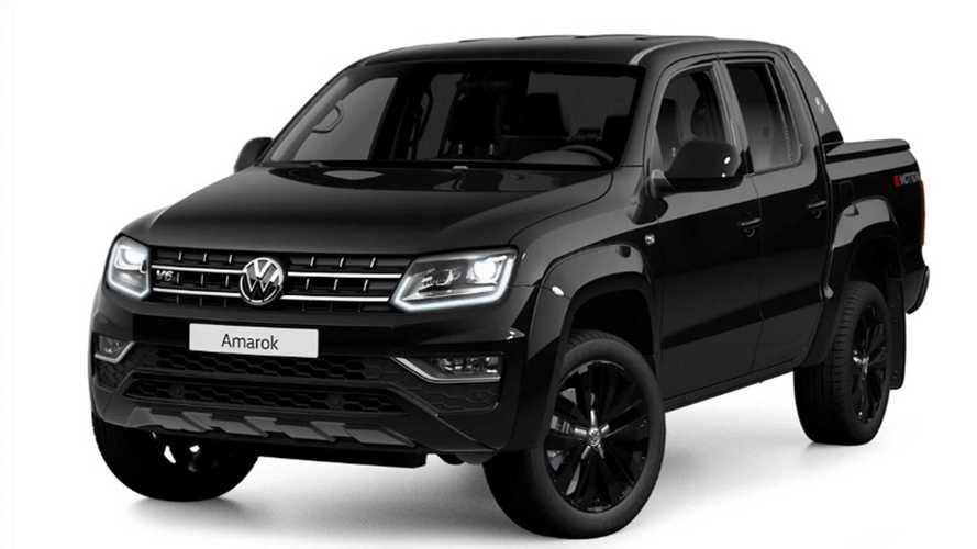 VW Amarok Black Style é a primeira com motor V6 atualizado para 258 cv