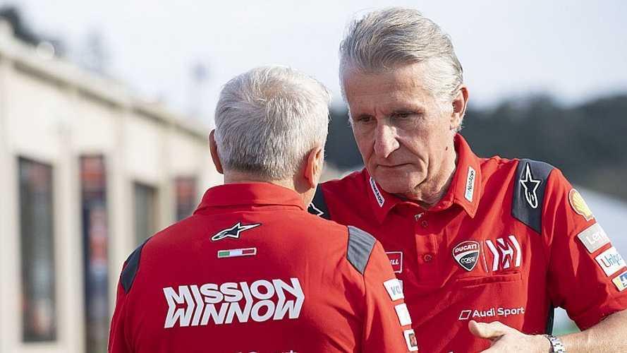 En Ducati creen que MotoGP no empezará antes de junio o julio