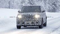 2021 Range Rover Casus Fotoğrafları