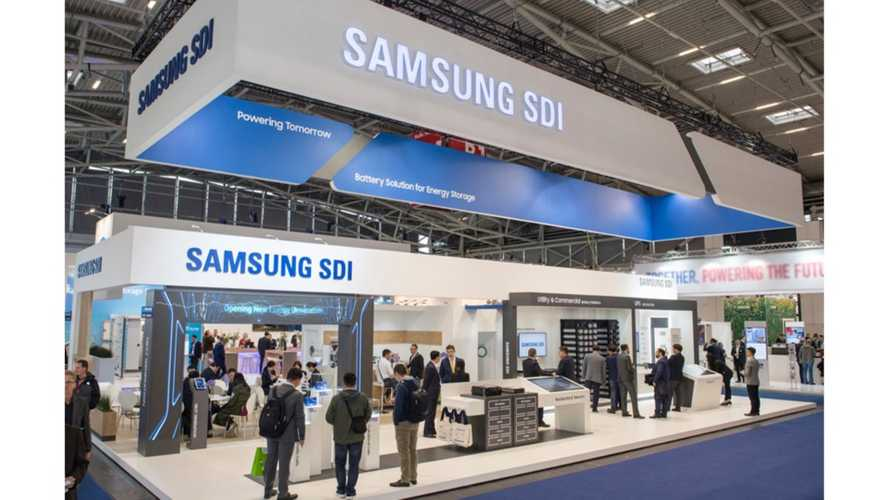 Samsung SDI: xEV And ESS Battery Sales To Increase In Q2
