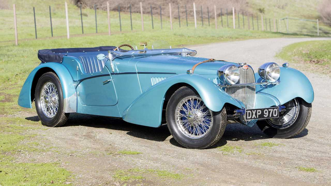 7. Bugatti Type 57 C Sports Tourer (1937) - 9,0 millones de euros