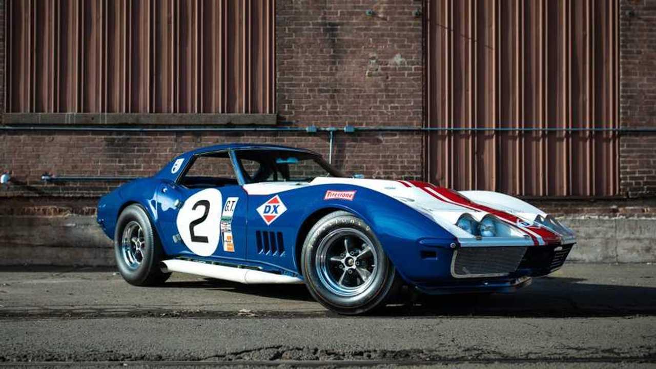 Yenko-Built 1968 Chevrolet Corvette L-88 Is A Legit Racecar