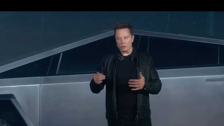 Musk: 'Demand For Cybertruck Is Above What Tesla Can Do In 4 Years'